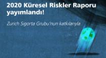 2020 Küresel Riskler Raporu'nda Çevresel Riskler İlk Sırada!