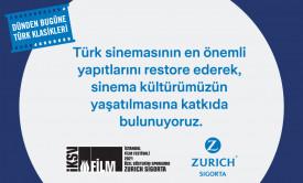 Türk sinemasının en önemli yapıtlarını restore ederek, sinema kültürümüzün yaşatılmasına katkıda bulunuyoruz.