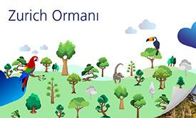 Zurich Sigorta Grubu, Bir Milyon Ağacın Yer Alacağı Zurich Ormanı Projesine, Her Bir Çalışanının Adına Diktiği 55.000 Ağaçla Başladı!